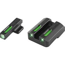 TruGlo TFX XTREME Tritium & Fiber Optic Night Sights H&K VP9, VP40, P30, P30SK
