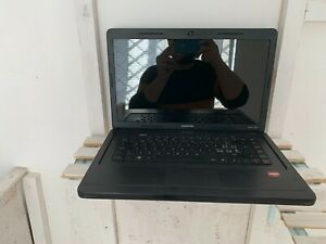 NOTEBOOK COMPAQ CQ57 4GB RAM 128GB SSD CPU AMD C50 WIN7 WIFI WEBCAM