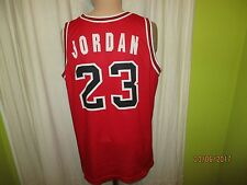 Chicago Bulls Original Champion NBA Authentic Trikot + Nr.23 Jordan Gr.XL