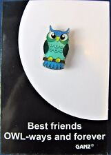 Owl Pin It Enamel  Decorative Backpack Pin