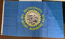 "South Dakota State 3' X 5' Quality Outdoor Flag Built for Flying ""USA Seller"""