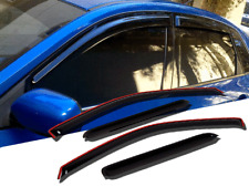 Vent Shade Window Visors In Channel Ford Explorer 01 02 03 04 05 Sport Trac 4pcs