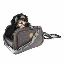 NEW LUX by Frontpet Luxury Travel Pet Carrier,Bag, Purse, Airline Approved