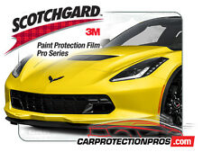2015-2019 Chevy Corvette Z06 3M Pro Series Clear Bra Bumper Paint Protection Kit