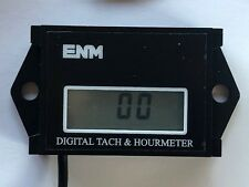 Enm Pt16 Digital Tach/Hour Meter for Paramotoring & Ppg