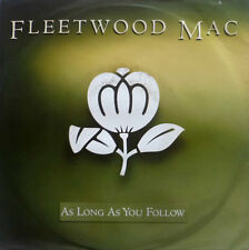 "7"" 1986 FLEETWOOD MAC : As Long As You Follow + Oh Well"