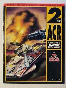 Centurion Renegade Legion 2nd ACR Armored Calvary Regiment Scenario Pack FASA
