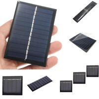 0.5/1/2/3/4/4.5/5/5.5/6/6.5V Solar Panel Module For Cell Phone Battery Charger