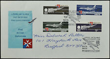 Malta 1974 Airmail Definitives FDC First Day Cover #C55354