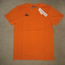 KAPPA  Retro Cotton Mens T.Shirt - Orange - L