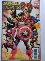 Marvel Zombies 2 #1(2007 Marvel) Robert Kirkman Arthur Suydam Civil War Zombie