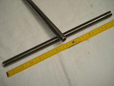 33 cm tube fileté acier pas de Paris 16,85mm par 1,33 mm