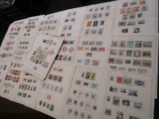 Nystamps Colombia many mint stamp collection Minkus page