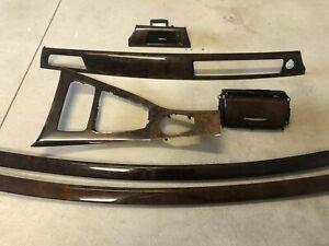 BMW OEM e92 e93 3 Series Interior Trim - Wood Grain