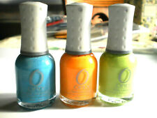 Lot of 3 Orly Nail Lacquer