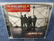 PAT MCGEE BAND - Save Me - Rock Music CD SEALED NEW AR23