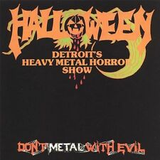HALLOWEEN - Don't Metal with Evil (NEW*US METAL MASTERPIECE + 3 BONUS TRACKS)