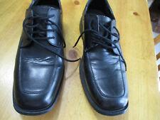 Men's Leather Oxford Skechers Dress Shoes,Memory Foam,Size 10.5,# 64156,Nice!
