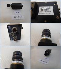 Vision Components vc 11 avec pentax tv lens 16mm