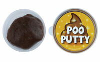 Poo Putty Tub - Pinata Toy Loot/Party Bag Fillers Kids Joke Novelty Gift
