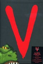 COFANETTO DVD - V - VISITORS TUTTE LE 3 STAGIONI SERIE TV (10 DVD) - Nuovo!!