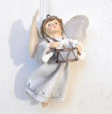 LES ALPES 006 4962 A-ANGELO IN RESINA-ALI MORBIDE-DA APPENDERE-MISURA CM.10