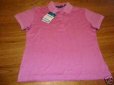 Astra Classic S pink ladies womens Polo shirt NWT 68.00