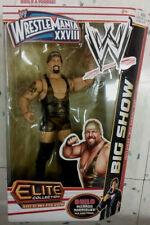 WWE Elite_BIG SHOW_THE MIZ_SHAWN MICHAELS_CM PUNK_Build RICARDO RODRIGUEZ figure