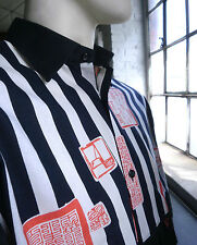 VEB beb Herren Hemd Blankenburg DDR shirt True VINTAGE GDR Rockabilly Grosse 38