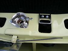MGB MGC RV8,MG MIDGET AUSTIN HEALEY SPRITE STAINLESS BONNET SAFETY CATCH AHA5617