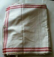 """VTG STEVENS / WEBSTER WEFT Linen/Cotton Towels New/Old Stock 16.5"""" x 31"""" 1960s"""