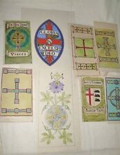 Arts & Crafts Antique Embroidery