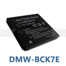 Battery for Panasonic DMW-BCK7 Lumix DMC-S1 S2 S3 FH2 FH5 FH24 FH25 FH27 FS16