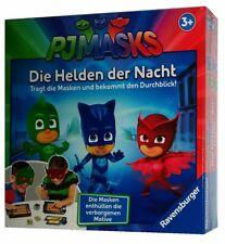 Ravensburger PJ Masks Helden der Nacht Kinderspiel für 2-3 Kinder ab 3 Jahre