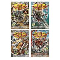 Sea Quest Series 5 Collection 4 Books Set 17-20 By Adam Blade,Venor the Sea ,New