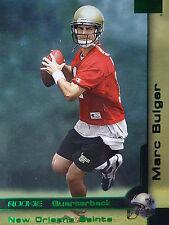 234 Marc Bulger New Orleans Saints Skybox 2000 Rookie