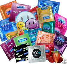 50 KONDOME DUREX PASANTE Emotions Elite Pleasuremax Performa Delay Extra Sensive