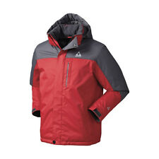Gerry Men's Superior Insulated Shell Ski Jacket Coat - Red (L)