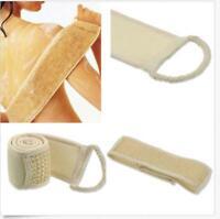 Shower Back Brush Bath Body Scrubber Skin Exfoliating Sponge Clean Scrub Tool