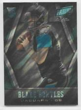2014 Panini The National Black Mirror effect Blake Bortles 1 of 1 Rc Serial# 1/1