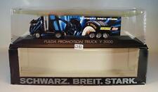 Herpa 1/87 PC Mercedes Benz Sattelzug Fulda Promotion Truck Y 3000 OVP #5380