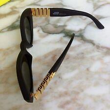 vintage GIANNI VERSACE sunglasses mod 480/B col 915 Brown w/ case