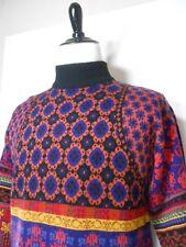 Vintage OSSI SKIWEAR Wool-Blend Crewneck Sweater SZ Large
