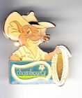 RARE PINS PIN'S .. DISNEY PARIS OPENING 1992 VINTAGE MOUSE NESTLE CHAMBOURCY ~16