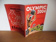 "E.O. de 1969 Vincent Larcher ""Olympic 2004"" Par R. Reding jeune europe"