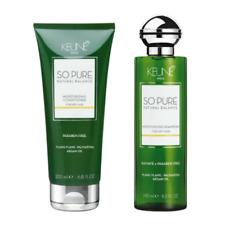 NEW Keune So Pure Moisturizing Shampoo 250ml & Conditioner 200ml - Best Price