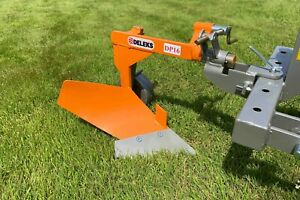 DP16 - Deleks Single Furrow Plough - For Compact Tractors