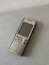 Nokia E50 - Metal Black (Unlocked) Smartphone