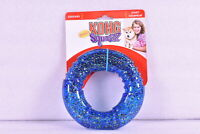 Kong Confetti Squeezz Large Squeaky Ring Dog Toy, Assorted Colors