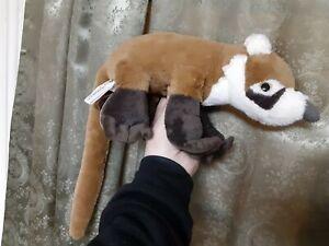 Rare vintage stuffed mystery Animal from Yucatan Vidanta Riviera Maya tags Plush